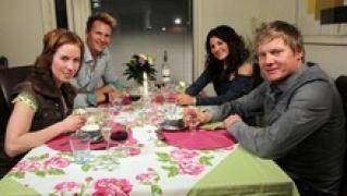 neljän tähden illallinen