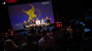 Prix Europa Masterclass in Helsinki: Panel Discussion - Virtual reality, Storytelling and Fiction: 31.08.2016 12.54