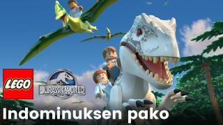 Lego Jurassic World: Indominuksen pako