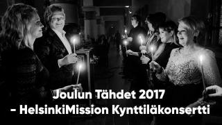 joulun tähdet 2018 - helsinkimission kynttiläkonsertti Tähdet ohjelma   Netti TV.fi joulun tähdet 2018 - helsinkimission kynttiläkonsertti