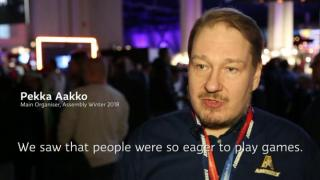 Esports set to score big in Finland (S): 09.02.2018 18.51