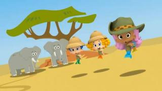 Bubble Guppies (S) - Norsujen kärsäpallo