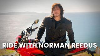 Ride with Norman Reedus - Los Angelesin laitamilla