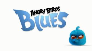 Angry Birds Blues (S) - Isot, pienet sankarit