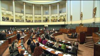 Eduskunnan Kyselytunti 2021