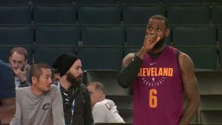 Koripallo: NBA - LeBron James teki valintansa