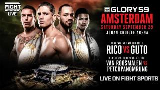 Glory SuperFight Series Amsterdam - Glory SuperFight Series Amsterdam 29.9.