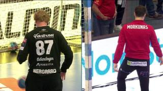 Käsipallon Mestarien liiga Elverum Handball - Cocks: 14.10.2018 19.10
