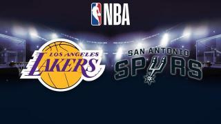Los Angeles Lakers - San Antonio Spurs - Los Angeles Lakers - San Antonio Spurs 22.10.