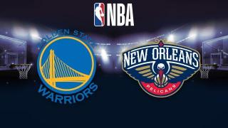 Golden State Warriors - New Orleans Pelicans - Golden State Warriors - New Orleans Pelicans 31.10.