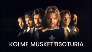 Kolme muskettisoturia (12) - The Three Musketeers