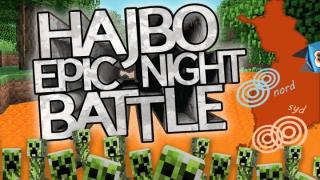 Hajbo Epic Night Battle 2018 del 2 (S): 17.11.2018 12.00