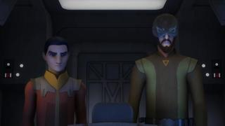 Disney esittää: Star Wars Rebels (7) - Kohtalon holokronit