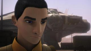 Disney esittää: Star Wars Rebels (7) - Pakenevat pilotit
