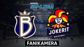 Blues - Jokerit, Fanikamera - Blues - Jokerit, Fanikamera 8.12.