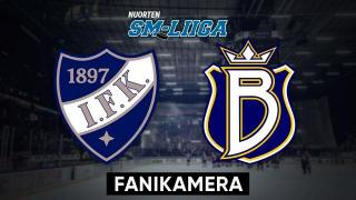 HIFK - Blues, Fanikamera - HIFK - Blues, Fanikamera 9.12.