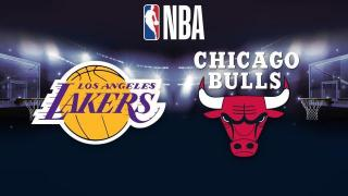 Los Angeles Lakers - Chicago Bulls - Los Angeles Lakers - Chicago Bulls 15.1.