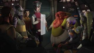 Disney esittää: Star Wars Rebels (7) - Wynkahthun keikka