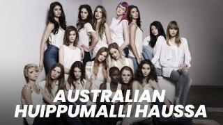 Australian Huippumalli Haussa