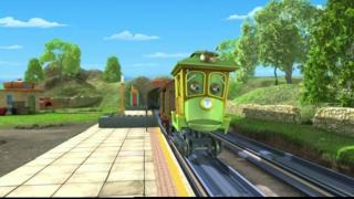 Chuggington - Brunon pikkuapuri