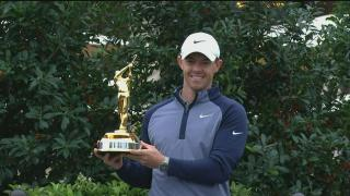 PGA Tour Golf - Rory McIlroy nousi golfin The Players Championshipin voittoon