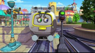 Chuggington - Tarkastaja-Emery
