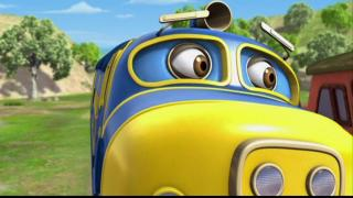 Chuggington - Valot, kamera, Supertuksu!