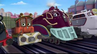 Chuggington - Tuksusota