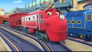 Chuggington - Vikatunnistin-Emery