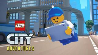 LEGO City Adventures - Kisa huipulle