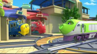 Chuggington - Christianin ongelma